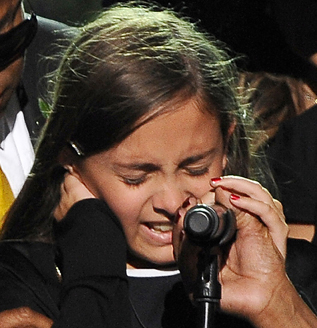 Paris Jackson quiere grabar una canción en honor a su padre