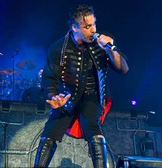 Rammstein Madrid Rammstein En Concierto Hoy En El