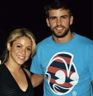 Shakira y Piqué, ¿más que amigos?
