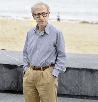 Woody Allen un idolo...